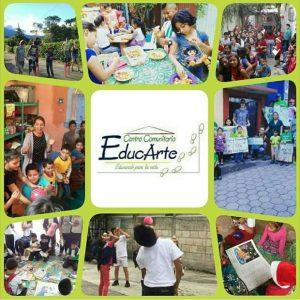 EducArte/Artesanas @ Rainbow Cafe